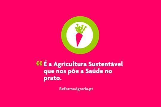 A Agricultura, que está refém dela mesma