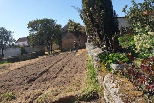 A Horta da Reforma Agrária