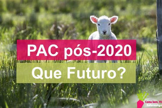 Audição Pública sobre a PAC pós-2020