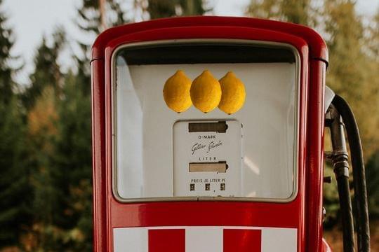 A Bomba de Gasolina que dá Limões