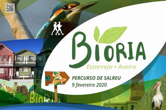 Caminhada no Percurso de Salreu - Estarreja - BioRia, dia 9 de fevereiro de 2020