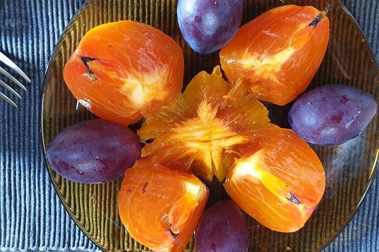 Fruta da Época: Novembro é o mês dos Dióspiros