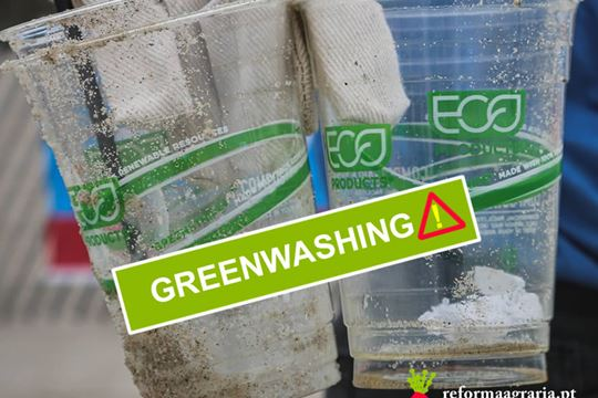 Greenwashing - LavagemVerde