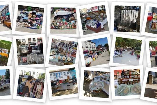 Marketplace-CasualStyle no Porto, Mercado de segunda mão