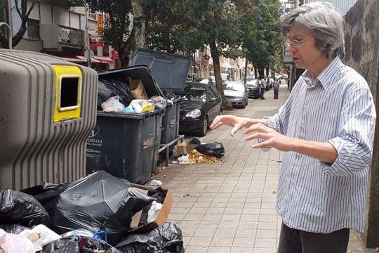 A Insustentável Leveza do Lixo no Porto
