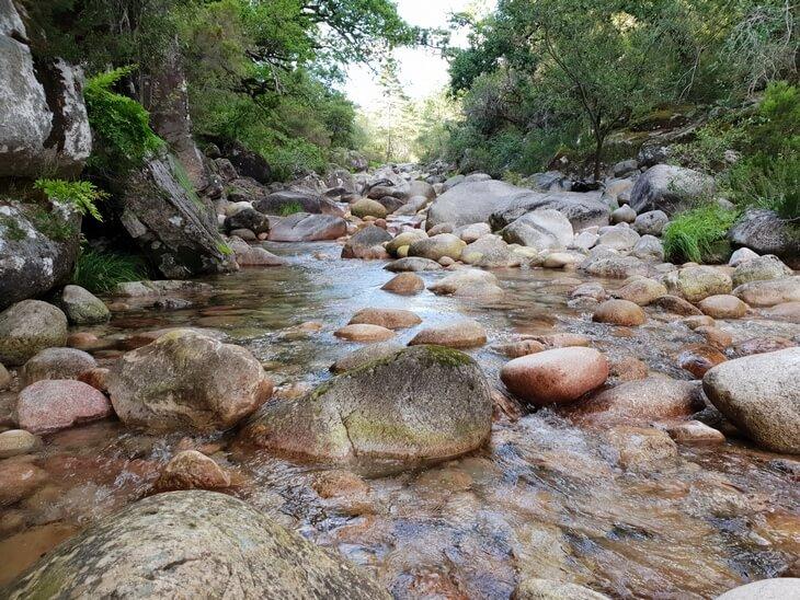 Percurso da Geira Romana em Fotografias - Serra do Gerês, com partida na Portela do Homem