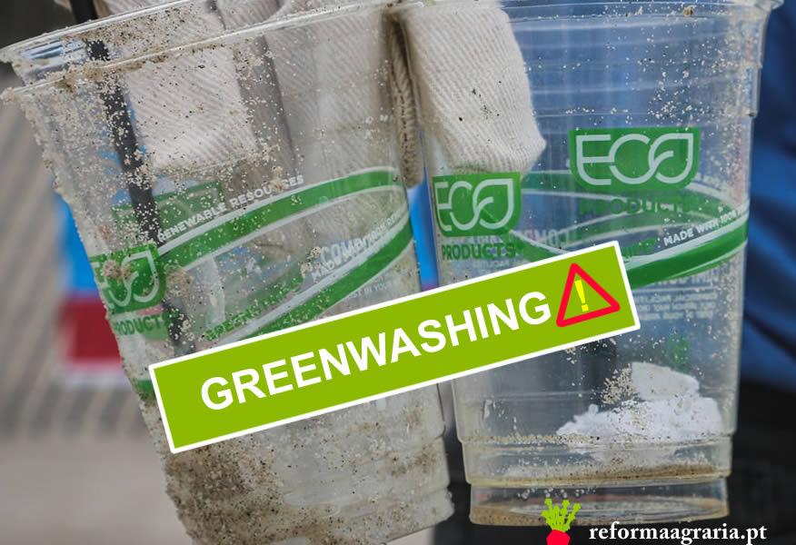NGreenwashing - Banhada Verde | Reforma Agrária