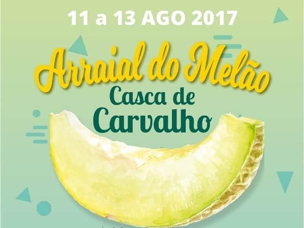 Arraial do Melão Casca de Carvalho