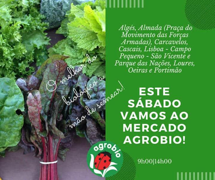Mercado Agrobio de Lisboa - Campo Pequeno