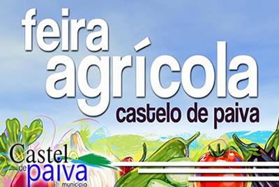 Feira Agrícola de Castelo de Paiva