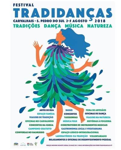 Tradidanças - Festival de Tradições, Música e Dança