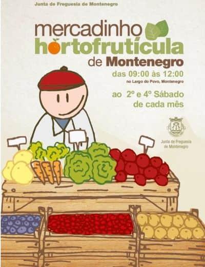 Mercadinho Hortofrutícola de Montenegro