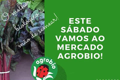 Mercado Agrobio de Algés