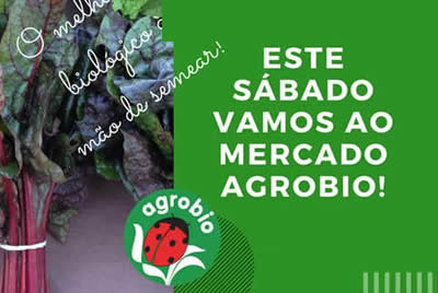 Mercado Agrobio de Lisboa - Parque das Nações Norte