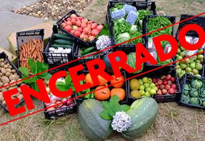 Mercado de Frutas e Hortícolas Bio