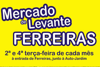 Mercado de Levante - Ferreiras