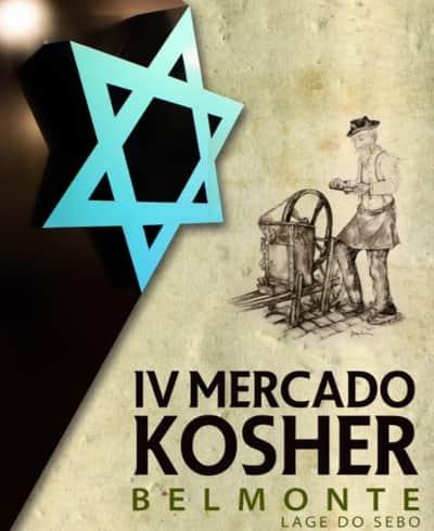 Mercado Kosher em Belmonte