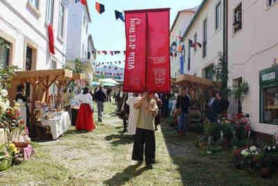 Mercado Medieval em Vila de Rei