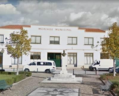 Mercado Municipal de Ponte de Sor