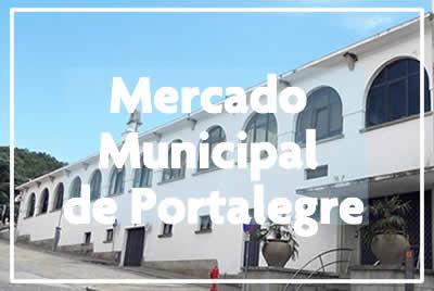 Mercado Municipal de Portalegre