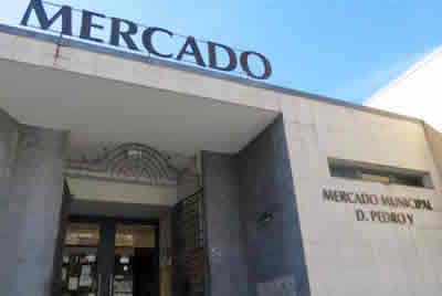 Mercado Municipal D. Pedro V