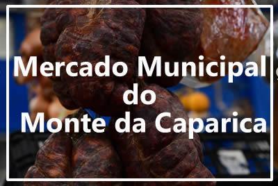 Mercado Municipal do Monte de Caparica