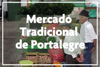 Mercado Tradicional de Portalegre
