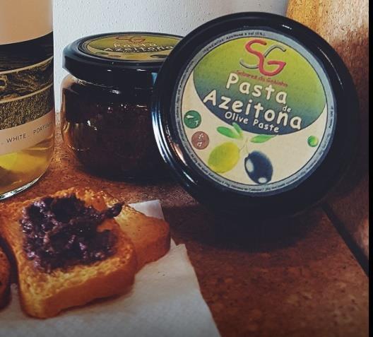 Pasta de Azeitona, emb. 120g