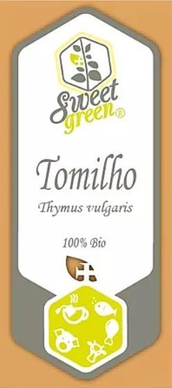 Tomilho - Thymus vulgaris, emb.10g