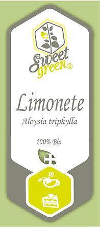 Limonete - aloysia triphylla, emb. 10g
