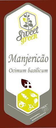Manjericão - ocimum basilicum, emb.10g