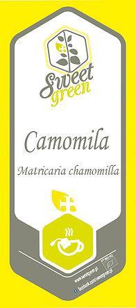 Camomila - matricaria chamomilla, em vaso