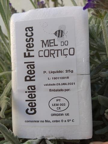 Geleia Real Fresca 25g
