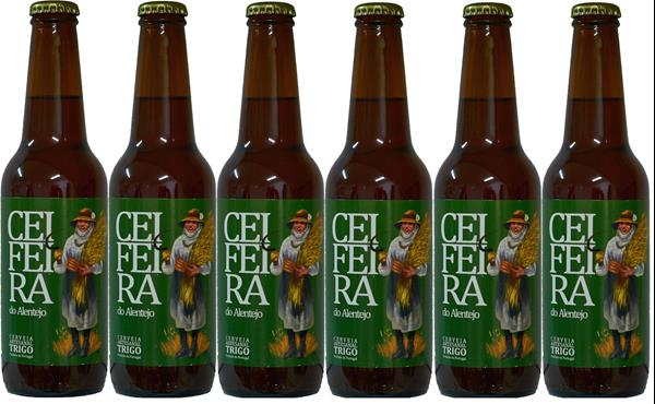 Cerveja Artesanal Ceifeira - Tribo do Malte, Pack 6x33cl