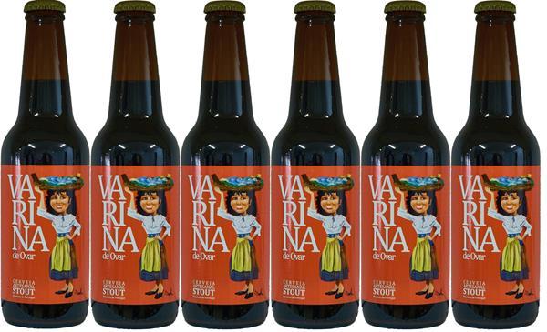 Cerveja Artesanal Varina - Tribo do Malte, Pack 6x33cl