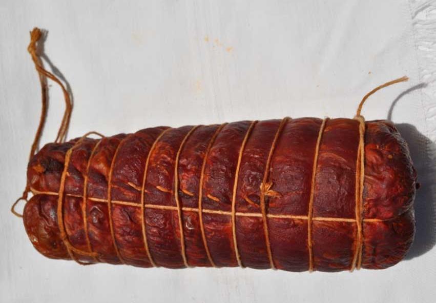 Lombo Enguitado, peso aprox. 650g