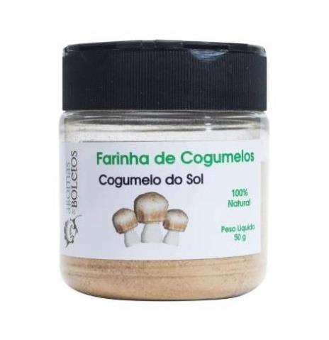 Farinha de Agaricus blazei, emb. 50g