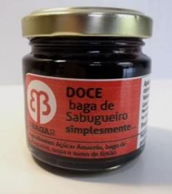 Doce de Baga de sabugueiro, 250g