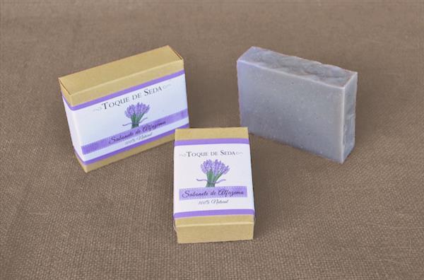 Sabonete de Alfazema 60gr 100% Natural