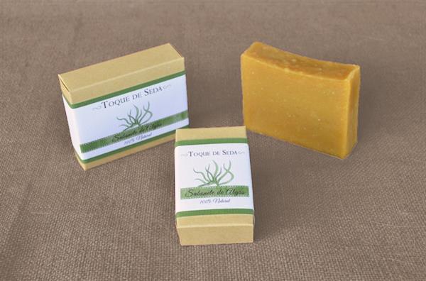Sabonete de Algas 60gr 100% Natural