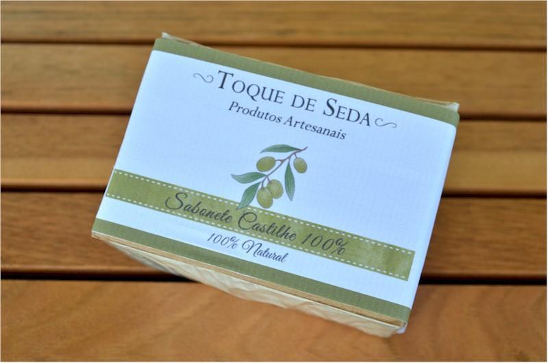 Sabonete Castilhe 100% Oliva Natural