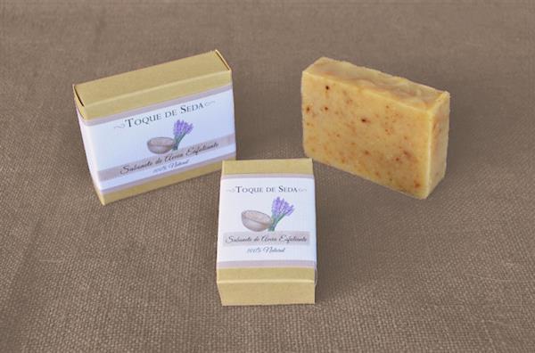 Sabonete de Aveia Esfoliante 120gr 100% Natural