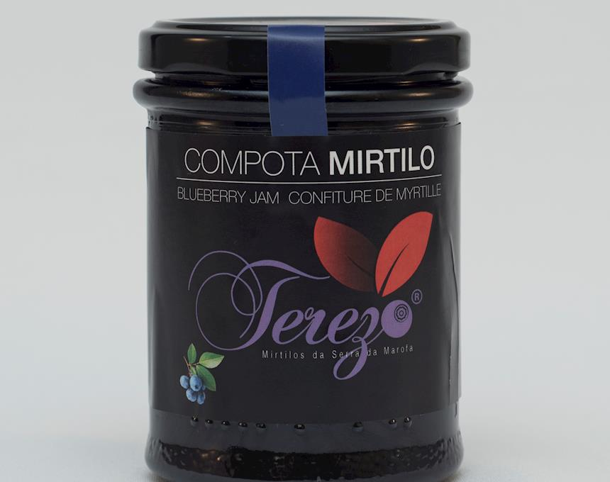 Compota de Mirtilo