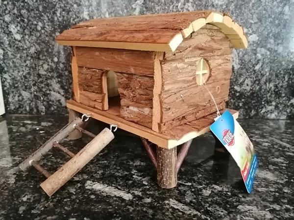 Casinha para hamster