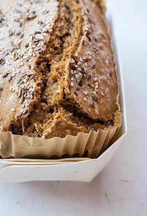 Pão de Espelta com Sementes, emb. 500g
