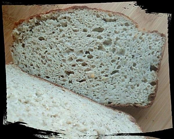 Pão de Arroz Integral e Trigo Sarraceno, emb. 300g