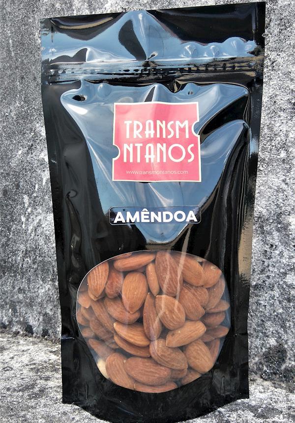 Amêndoa de Trás-os-Montes s/ casca, emb. 200g