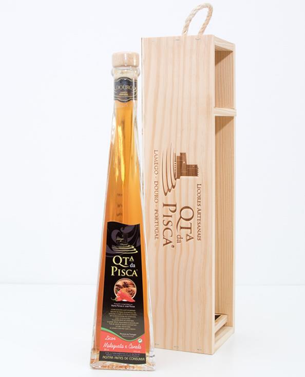 Licor de Malagueta e Canela, emb. 20cl