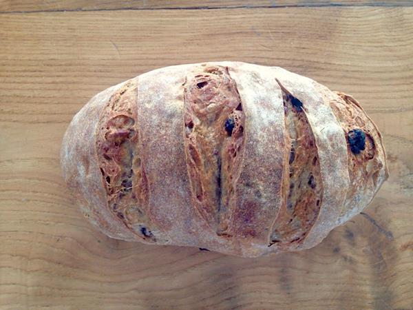 Pão de Nozes e Passas, 500g