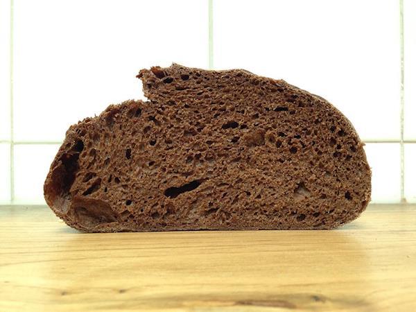 Pão de Trigo e Alfarroba, 500g